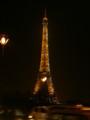 [旅行][フランス][2006-12]エッフェル塔に粉砂糖