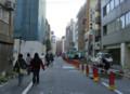 東京文具共和会館前