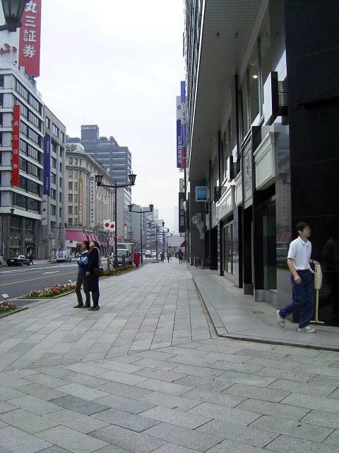 日本橋の文化の日20051103094745