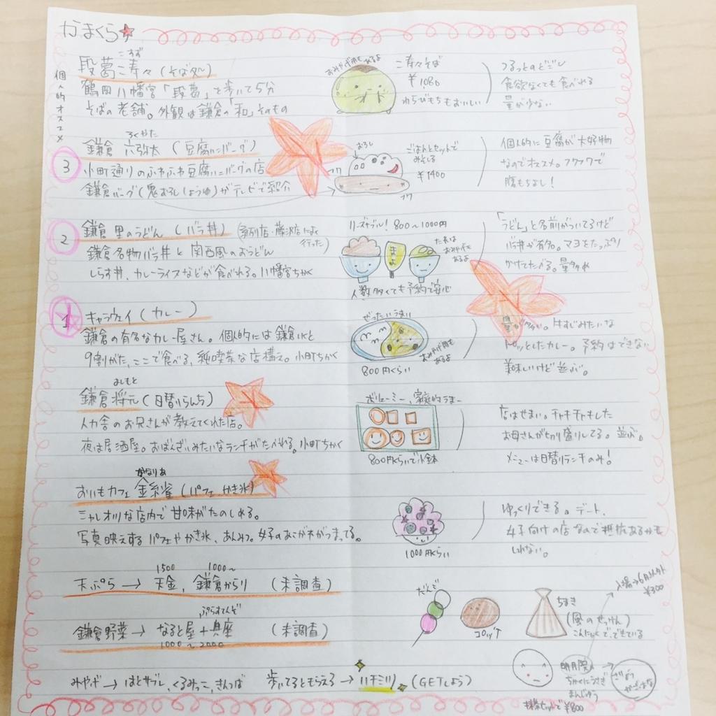 利用者交流会「秋の紅葉散策 鎌倉~北鎌倉」編