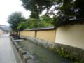 2013/09/12 長町武家屋敷跡