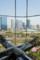 大阪城展望台からの景色。