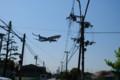 [風景][飛行機]大阪空港付近にて。