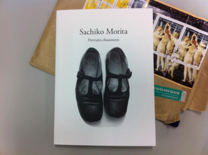 Portraits,chaussures「靴のポートレート」Sachiko Morita 森田幸子 , Diary of handmade shoes