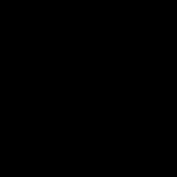 Black triple circle (target)