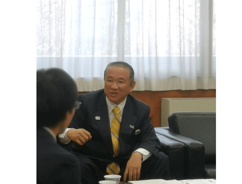 「自治体が住民に押し付けるものではなく住民に対して地域の魅力をアピールしていくもの」。相模原市のシビックプライド戦略を説明する同市の本村賢太郎市長