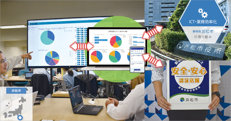 自治体専用Web申請フォームが、住民の行政窓口体験を刷新する
