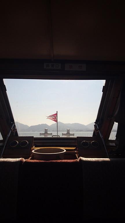 三原港 瀬戸田港 航路 弓場汽船 マルト汽船