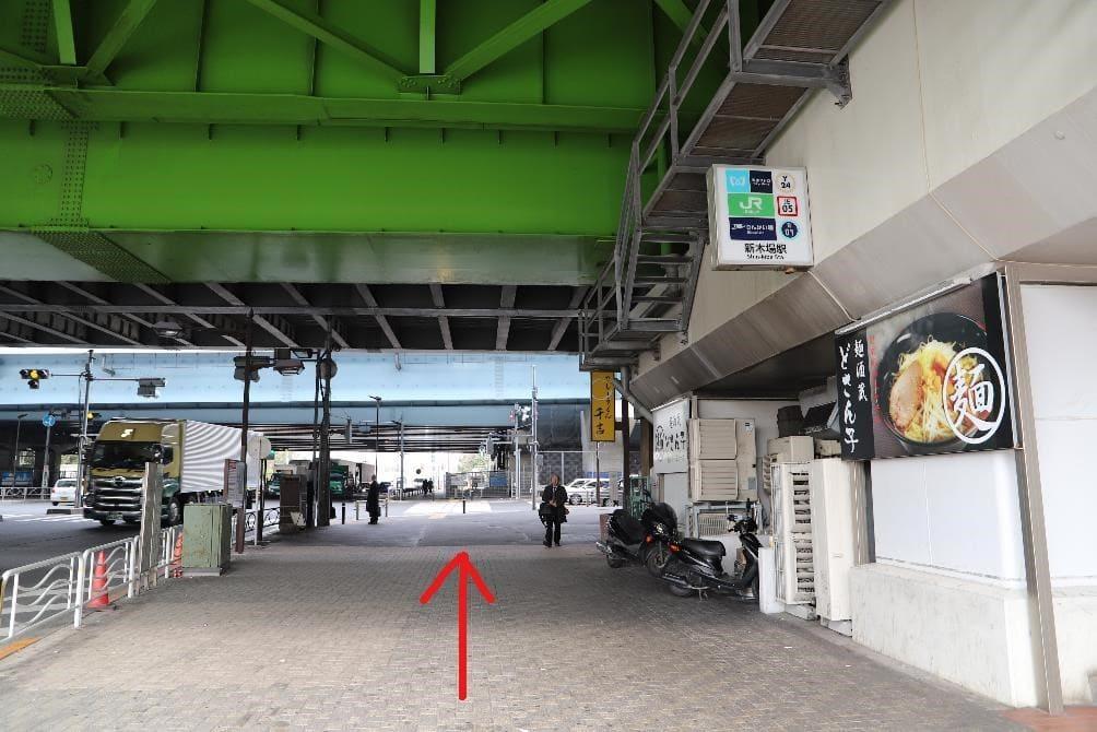 Yumenoshima Park Archery Field Access 5