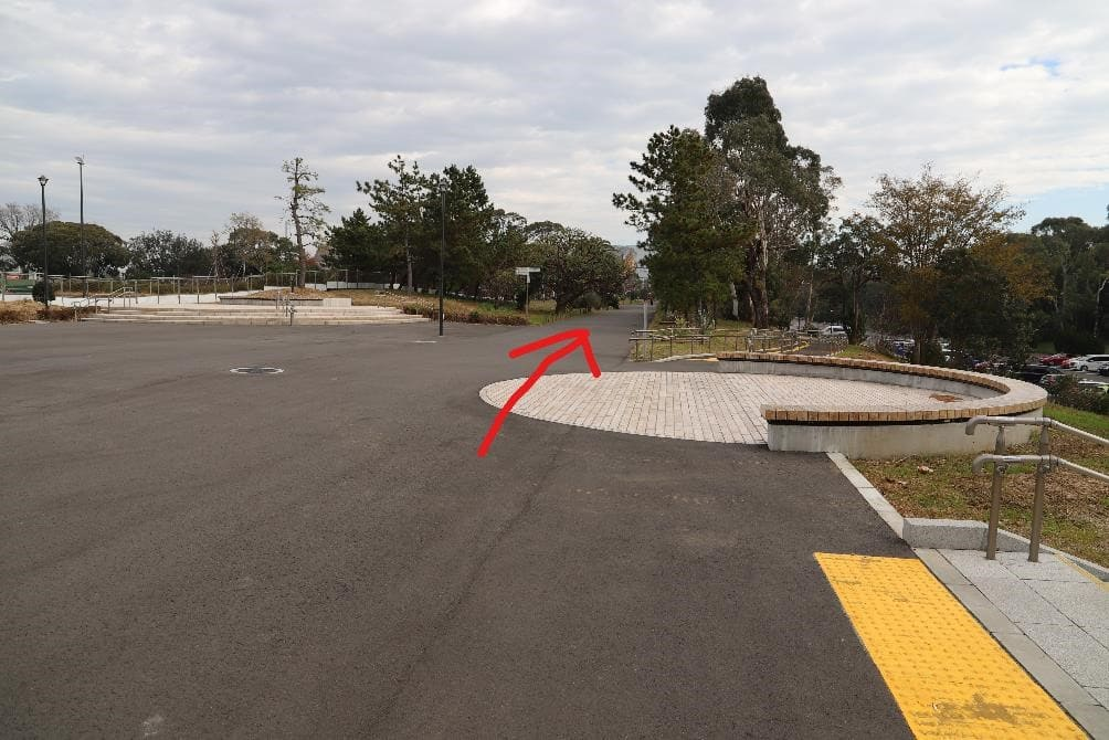 Yumenoshima Park Archery Field Access 10