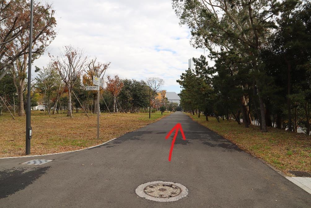 Yumenoshima Park Archery Field Access 11