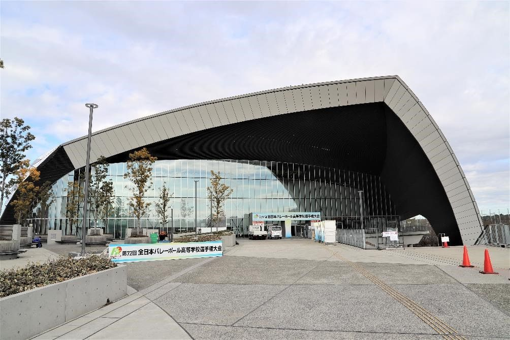 Musashino Forest Sport Plaza Olympic Badminton, Modern Pentathlon (Fencing) Paralympic Wheelchair Basketball 10