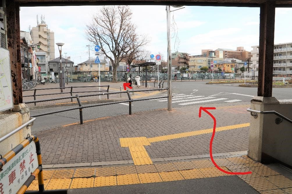 Musashinonomori Park Olympic Cycling Road Race 4