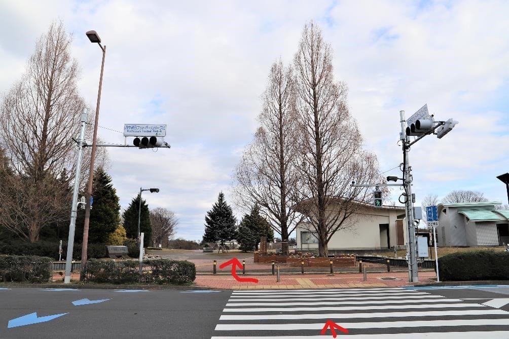 Musashinonomori Park Olympic Cycling Road Race 10