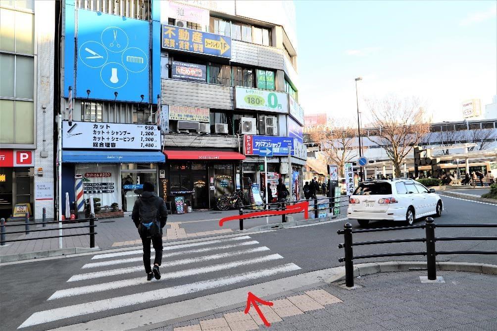 turumi station yokohama city tsurumi kuyakusho Ward office 3