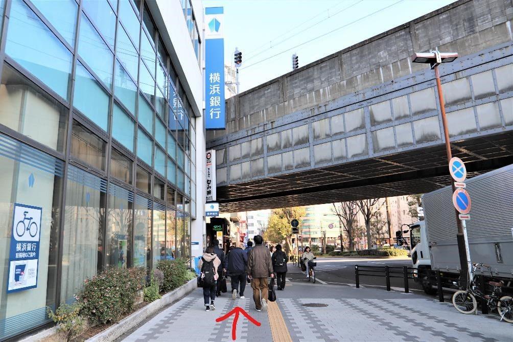 turumi station yokohama city tsurumi kuyakusho Ward office 5
