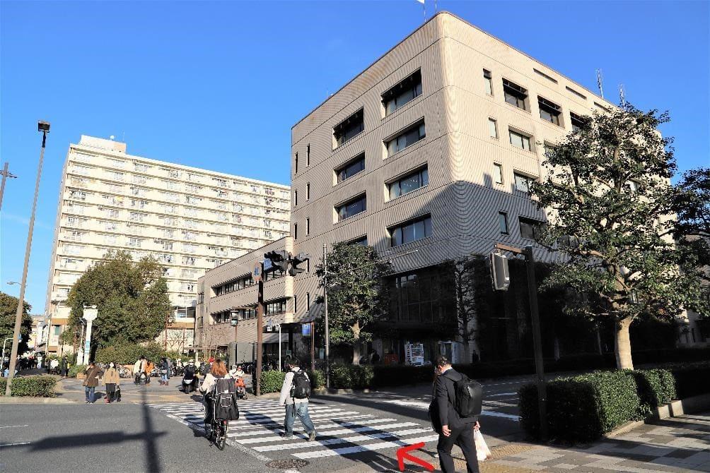 turumi station yokohama city tsurumi kuyakusho Ward office 10