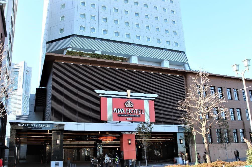アパホテル&リゾート 横浜ベイタワー10