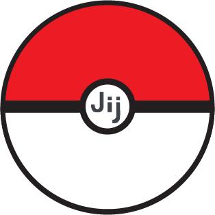Jij meets Pokemon.