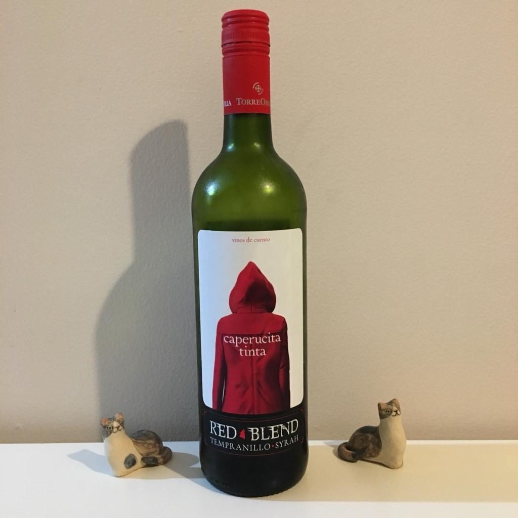 Man With A Mission(マンウィズアミッション)みたいなワイン カペルチタ ティンタ