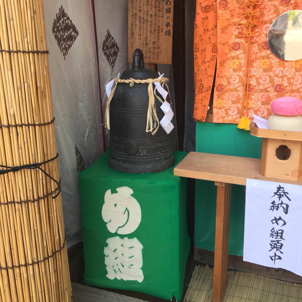 め組の喧嘩 め組の半鐘 【浜松町 大門】芝大神宮「だらだら祭り」の縁起もの!生姜の料理レシピ