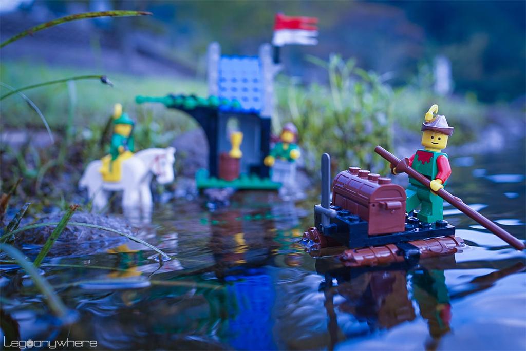 レゴのミニフィグで屋外撮影!?オモ写の名手で人気レゴスタグラマーの「レゴエニ」さんインタビュー