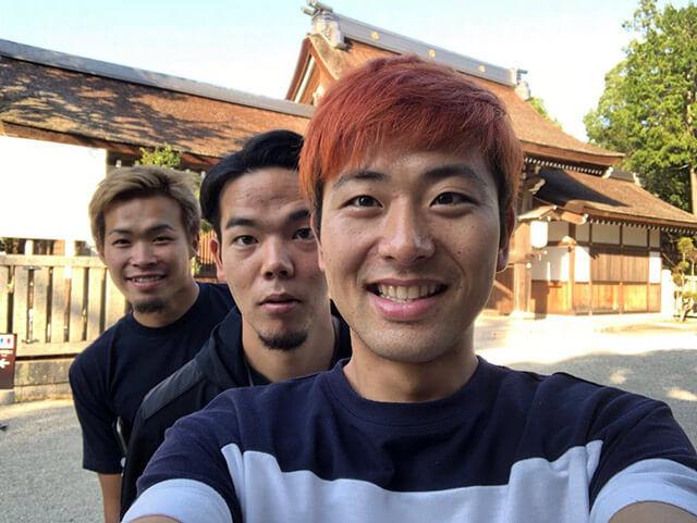 日本一周旅行の疑問を、車旅中の3人組男子TAIYANボーイズにインタビュー