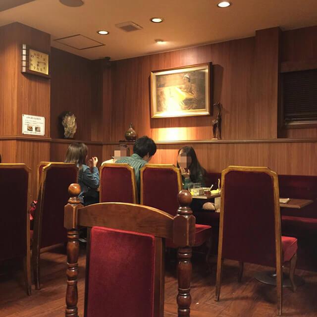 銀座「喫茶YOU」のオムライスはふわとろで幸せ!行列に並ばず食べる裏技