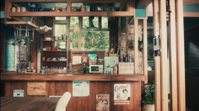 「東京BTH(アマゾンプライムビデオのニュードラマ)」のインテリアが激アツ