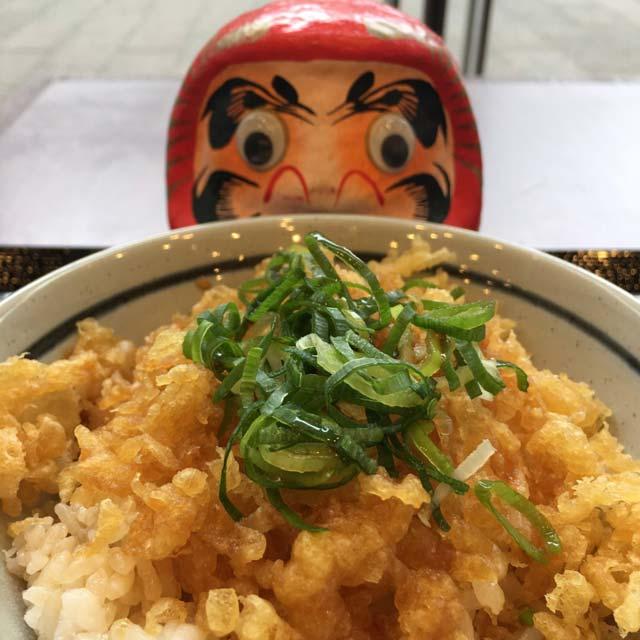 丸亀製麺にてたった60円で食べられる日本一安い天丼がこれだ!
