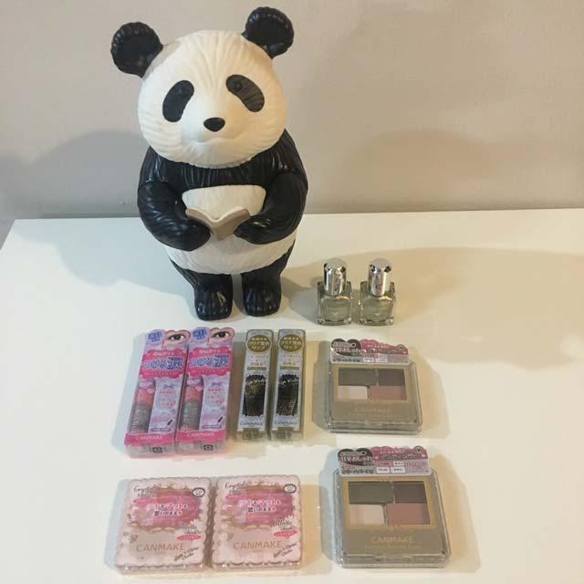 2019年度版「キャンメイク(CAN MAKE)700円初売り福袋」「キャンメイク ラッキーバッグ 2019」は