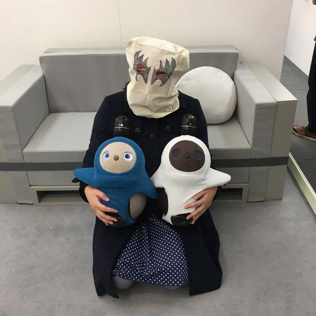LOVOT(ラボット)体験会☆話題の新時代ロボット、お披露目感想まとめ