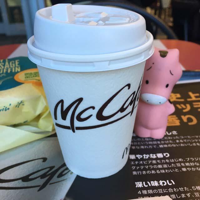 マクドナルドのコーヒーが金曜までタダ⭐️無料商品だけ注文するのはセーフか調べた