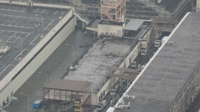 【写真あり】築地市場が閉場して2ヶ月後の様子を上空から撮影