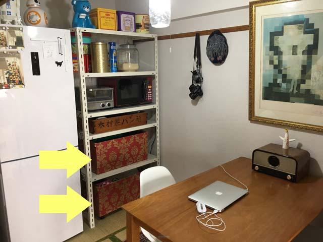 リンゴ箱を使った世界でひとつ、自分だけのオリジナル収納ボックスの作り方