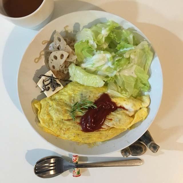 【楽しく食費節約 1週間2000円生活】3日目:水曜日の食事