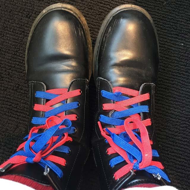 偽物ドクターマーチン(Dr.Martens)のサイドジップ付き8ホールブーツを楽天市場で購入。4ヶ月間毎日履き倒して、良かったところ悪かったところを報告します