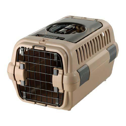 【犬猫用キャリーバッグ その1】リッチェル キャンピングキャリー ダブルドア