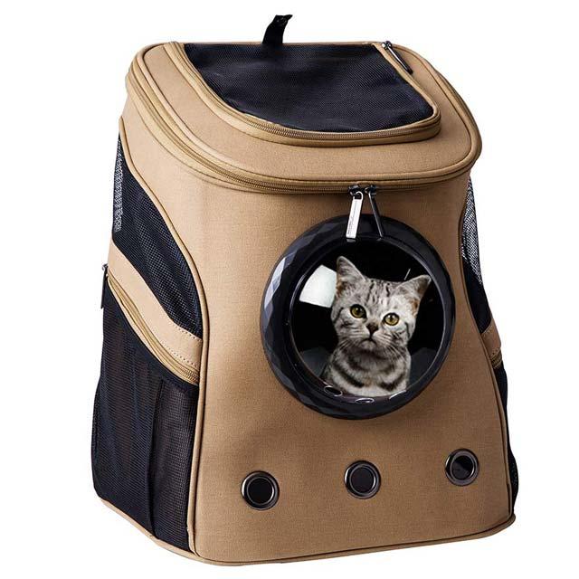 ペットキャリーケースまとめ|おしゃれな犬猫用キャリーバッグおすすめ10選