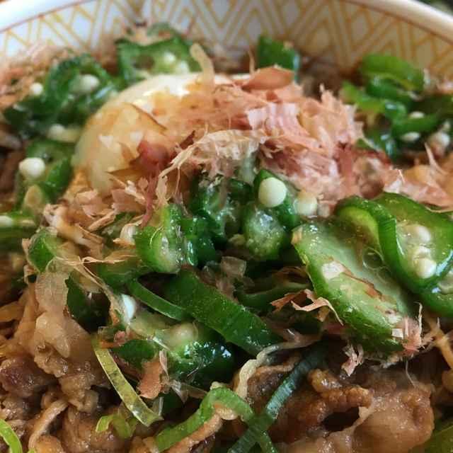 すき家の「まぜのっけごはん朝食」はミニを注文すると栄養バランス(PFCバランス)が最高
