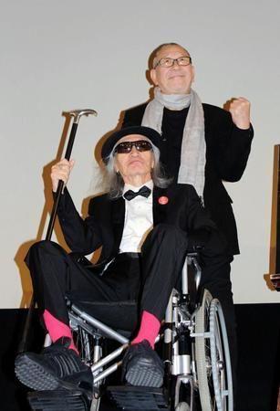 「内田裕也Rock'n Roll(ロックンロール)葬」斎場で崔洋一監督の弔辞を聞いて