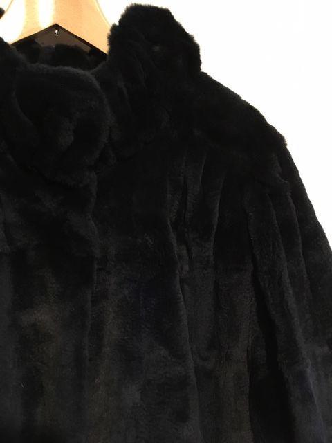 トランクマーケットで100円で落札したウィーゼルの毛皮のコートが、安すぎるのに着心地が最高すぎる!!