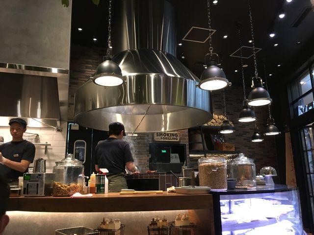 「ON THE CURRY(オンザカレー)」炭火グリル トリドール 丸亀製麺