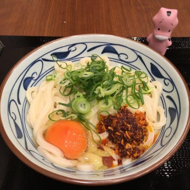丸亀製麺の代表的なうどんメニューオススメの食べ方|釜揚げ ぶっかけ 釜玉