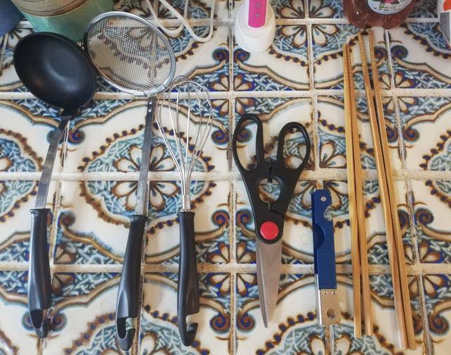 ハサミの断捨離|キッチンばさみ1つだけで暮らす|捨残撫