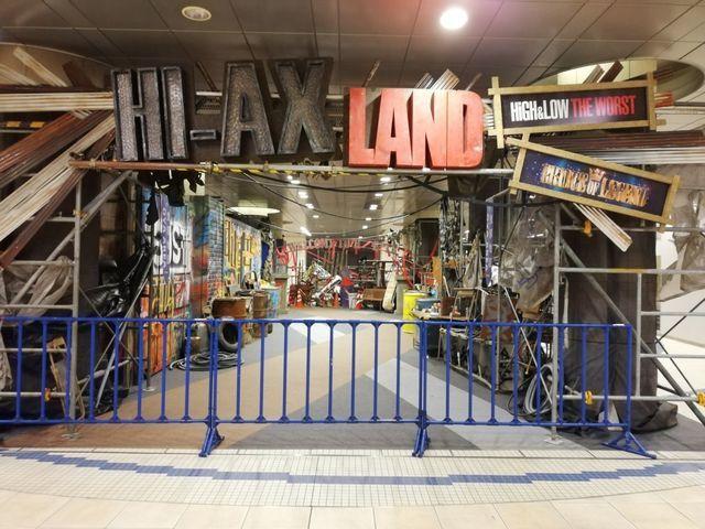 HiGH&LOW THE BASE 2019 汐留|鬼邪高セット最速レポ