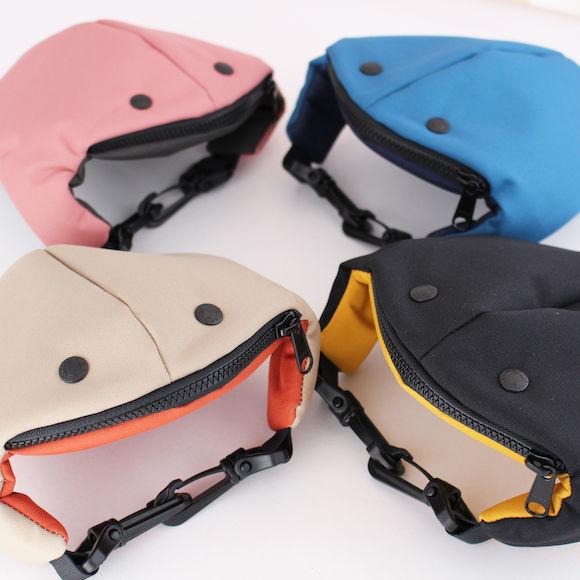 seto(セト 九印・9brand)のバッグ「コドモサガリ」に15年近く夢中
