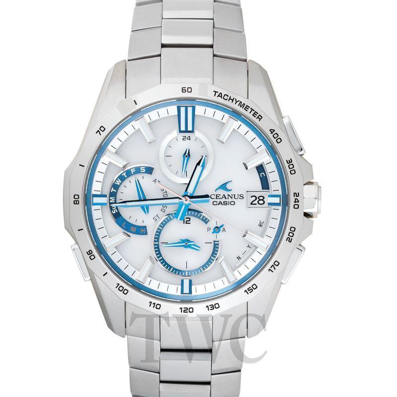 ミニマリストが選ぶ女性用腕時計その7:カシオ オシアナス(オシアナス マンタ)