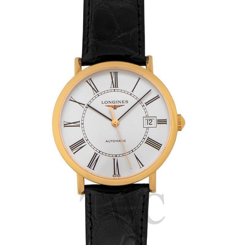 ミニマリストが選ぶ女性用腕時計その7:ロンジン ラ・グランクラシック白男女兼用(L47878110)