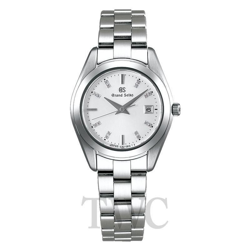 ミニマリストが選ぶ女性用腕時計その8:グランドセイコー レディスモデル(STGF273)